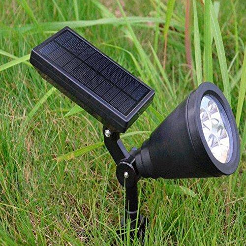 Outdoor Lighting On Sale: (Clearance Sale) Solar Lights ,Dolucky Waterproof 4 LED