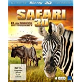 Safari 3D [3D Blu-ray]