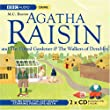 Agatha Raisin: The Potted Gardener and the Walkers of Dembley     2 CD set: v. 2