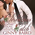 The Christmas Catch Audiobook by Ginny Baird Narrated by Susan Soriano