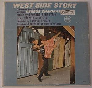 West Side Story (Members of the Original London Cast) - Forum LP (Vinyl)