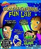 Scientific Explorer Glow in The Dark Fun Lab