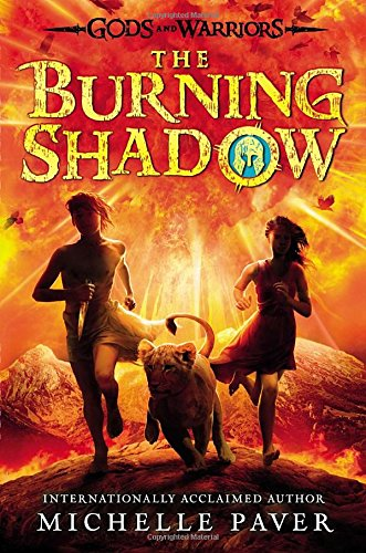 The Burning Shadow (Gods and Warriors)