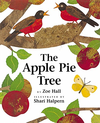 The Apple Pie Tree by Zoe Hall (1-Sep-1996) Hardcover (Apple Pie Tree compare prices)