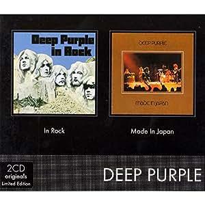 Coffret 2 CD : In Rock / Made In Japan