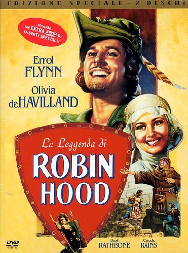 La leggenda di Robin Hood [2 DVDs] [IT Import]