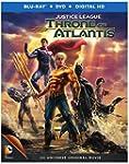 Justice League: Throne of Atlantis (B...