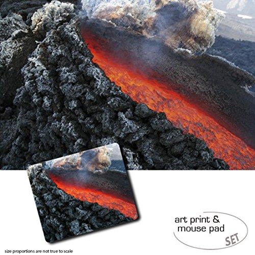 set-regalo-1-poster-impresion-artistica-120x80-cm-1-alfombrilla-para-raton-23x19-cm-volcanes-eruptio
