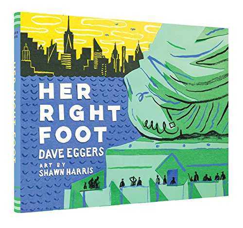 Book Cover: Her Right Foot