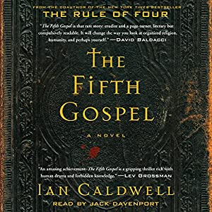 The Fifth Gospel: A Novel Audiobook by Ian Caldwell Narrated by Jack Davenport