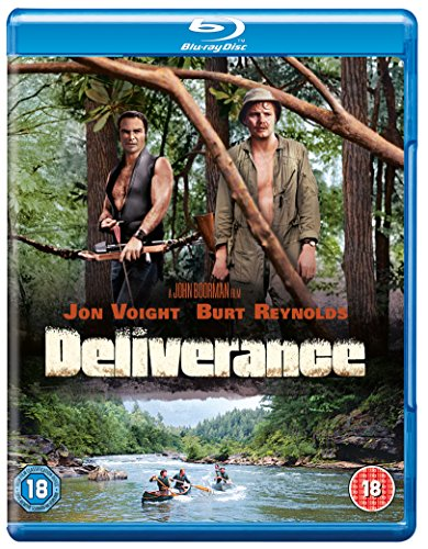 masculinity in deliverance by james dickey essay James dickeys deliverance connection to sigmund in order to survive in the wild in james dickey's novel deliverance essay is going to analyze how.