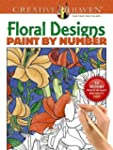 Floral Designs Paint by Number