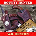 Jake Masters: Bounty Hunter (       UNABRIDGED) by W.R. Benton Narrated by Lee Alan