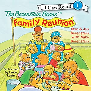 The Berenstain Bears' Family Reunion Audiobook