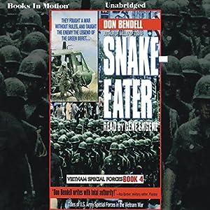 Snake-Eater Audiobook