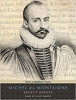 Montaigne essays best translation