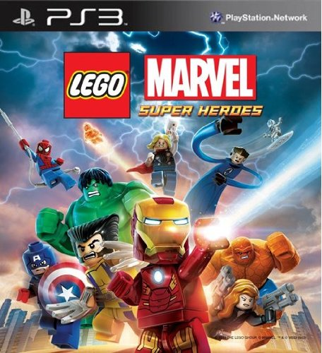 LEGO Marvel Super Heroes - PS3 [Digital Code] (Marvel Superheroes Lego Ps3 compare prices)