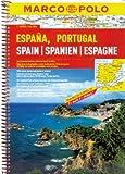 Marco Polo Reiseatlas Spanien / Portugal 1 : 300 000: Mit landschaftlich schönen Strecken und Sehenswürdigkeiten - Mairdumont