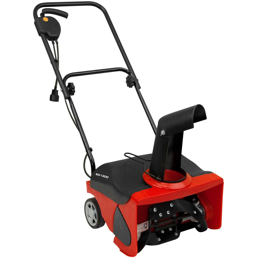 DuroStar SD1300 Snow Demon 16-Inch 9.7 Amp Electric Snow Thrower $77.48