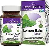 New Chapter Lemon Balm Force, 30 Veg Caps