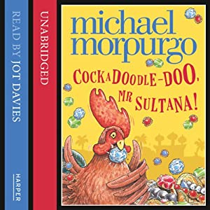 Cockadoodle Doo Mr Sultana Audiobook