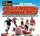 Various Artists talkSPORT - Legends & Anthems