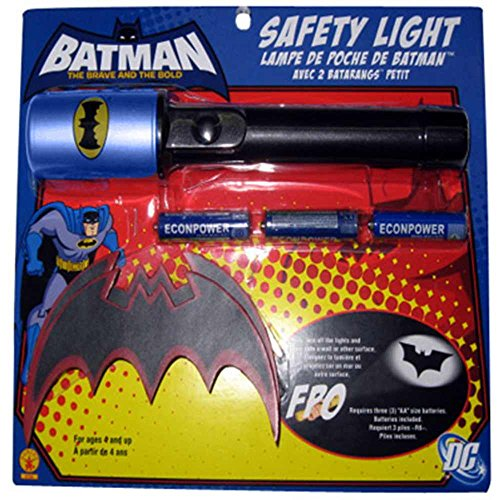 Batman Flashlight and Batarang Costume Kit