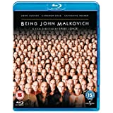Being John Malkovich [ Blu-Ray, Reg.A/B/C Import - United Kingdom ]
