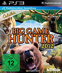 Cabela's Big Game Hunter 2012 - [PlayStation 3]