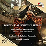 Bizet: LArlésienne Suites & music by Faure & Gounod(Hybrid SACD - plays on all CD players