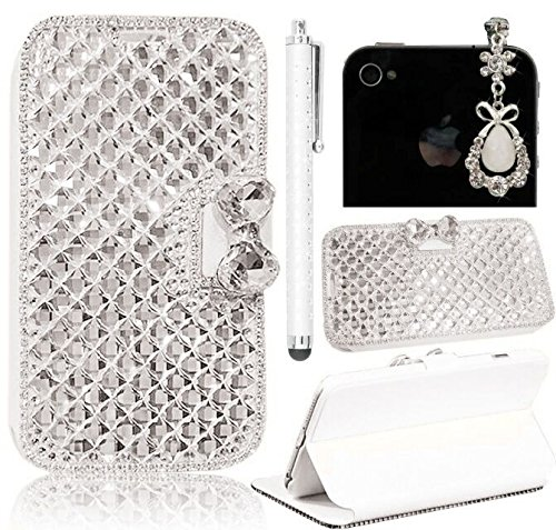 sunroyalr-huawei-ascend-y300-smartphone-4-3d-bling-bowknot-strass-coque-brilliant-cristal-slim-book-