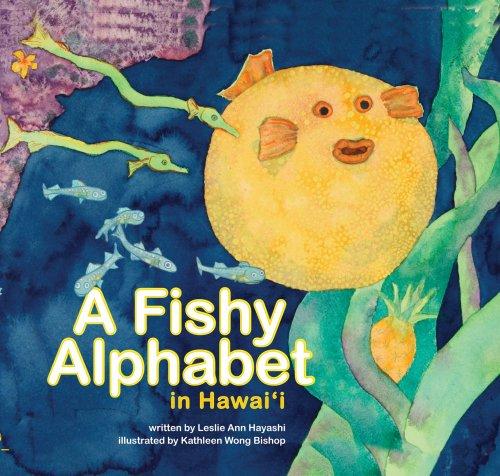 A Fishy Alphabet in Hawaii PDF