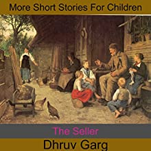 The Seller Audiobook by Dhruv Garg Narrated by John Hawkes