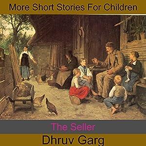 The Seller Hörbuch von Dhruv Garg Gesprochen von: John Hawkes