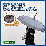 丈夫な16本骨傘(強風傘・台風傘) EEA-YW0594