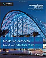 Mastering Autodesk Revit Architecture 2016 Front Cover
