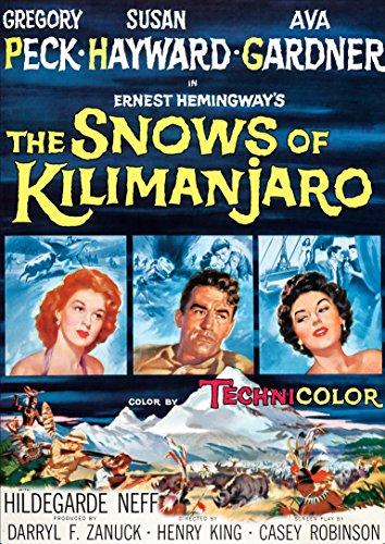 The Snows of Kilimanjaro (1952) (Restored Edition)