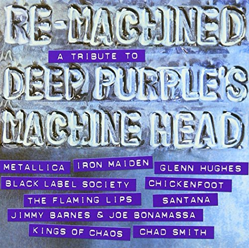Re-Machined:a Tribute to Deep'