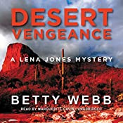 Desert Vengeance: A Lena Jones Mystery | Betty Webb