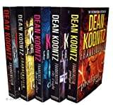 Dean Koontz Frankenstein Series - 5 books: Prodigal Son / City of Night / Dead And Alive / Lost Souls / The Dead Town rrp £39.95 Dean Koontz