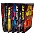 Dean Koontz Frankenstein Series - 5 books: Prodigal Son / City of Night / Dead And Alive / Lost Souls / The Dead Town rrp �39.95