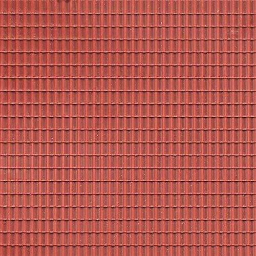 auhagen-522250-paneles-decorativos-teja-10-x-20-cm-superficie-de-la-estructura-marron