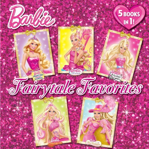 Fairytale Favorites (Barbie) (Pictureback Favorites)