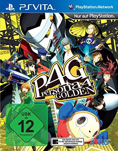 Persona 4 Golden - Relaunch