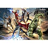 GB eye 61 x 91.5 cm the Avengers Strike Maxi Poster