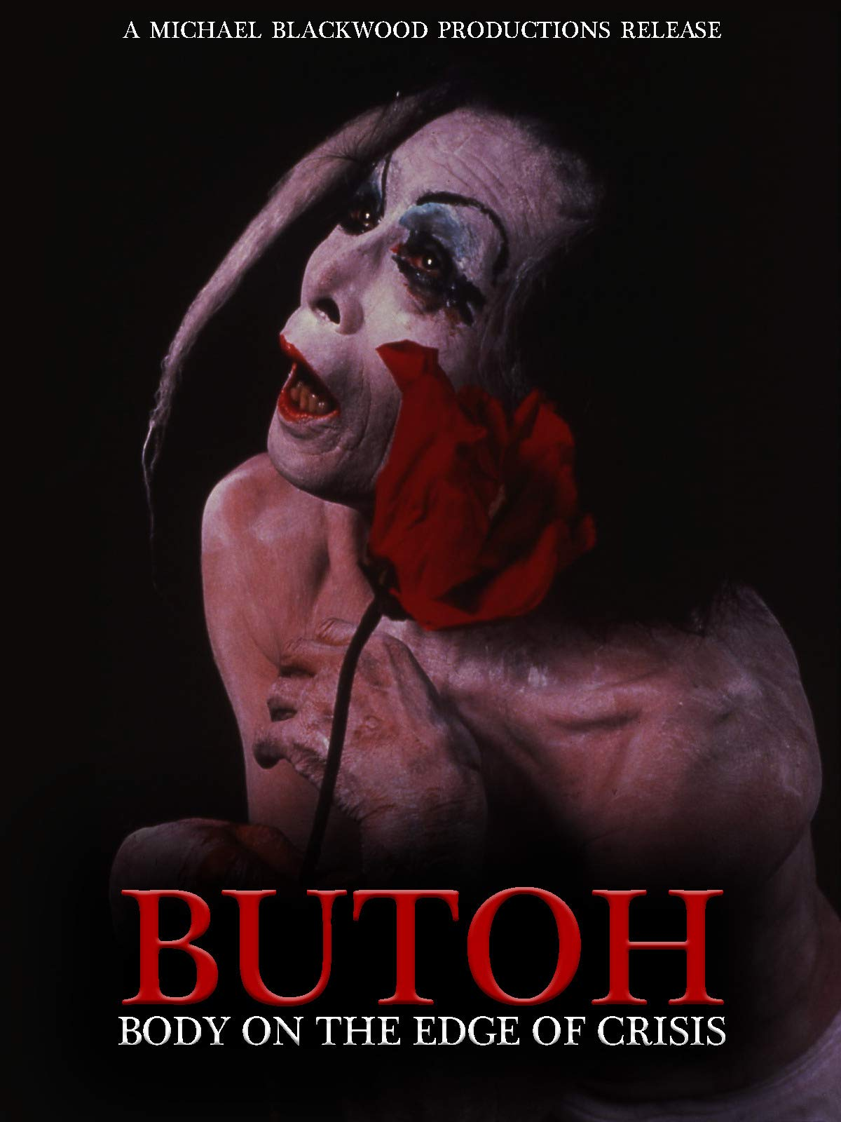 Butoh: Body on the Edge of Crisis on Amazon Prime Video UK