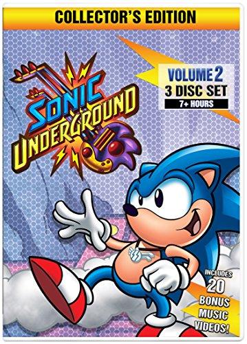 DVD : Sonic Underground: Volume 2 (DVD)