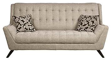Coaster Home Furnishings 503771 Casual Sofa, Grey/Grey