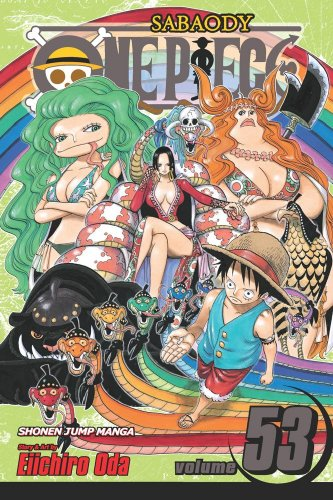 One Piece, Vol. 53