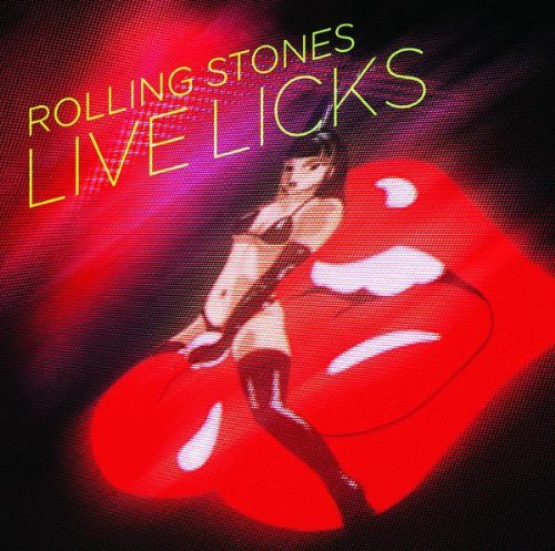 The Rolling Stones – Live Licks (2004) (2CD) [FLAC]